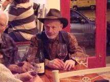 Rich at Table Casa Dumetz