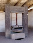 La Purisima olive press